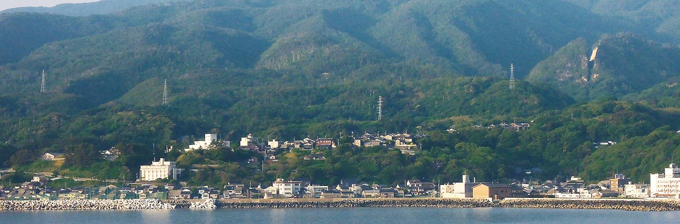 佐渡相川の鉱山及び鉱山町の文化的景観