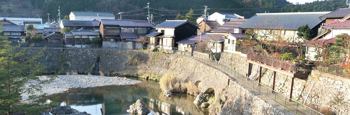 生野鉱山及び鉱山町の文化的景観