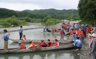 チプサンケ:舟下ろしの儀式