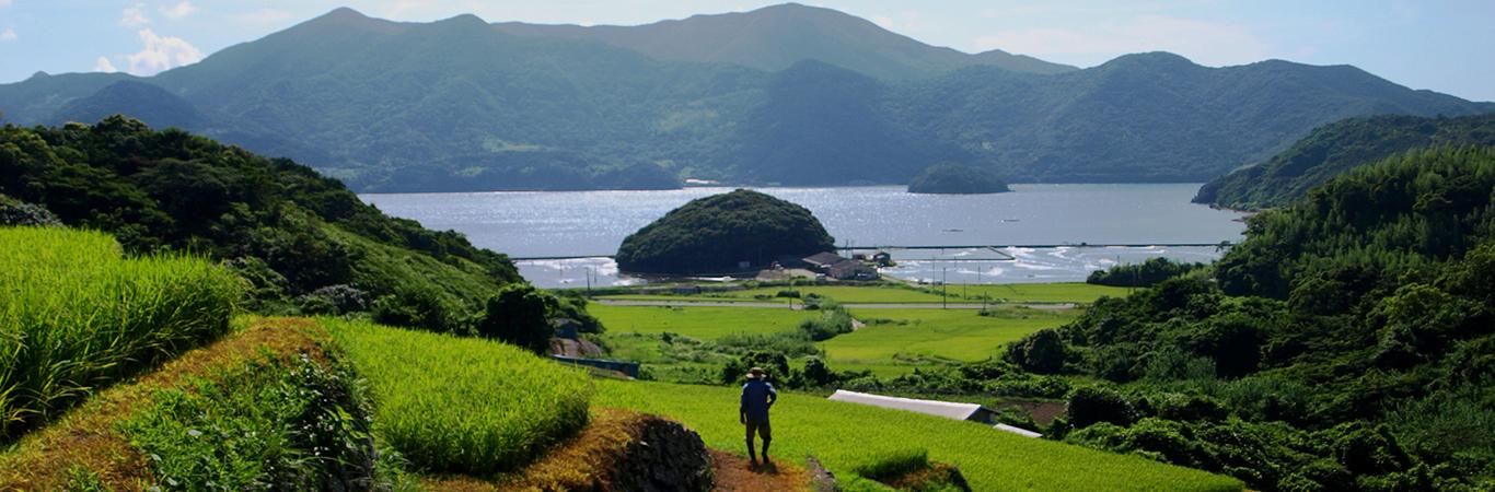 五島市久賀島の文化的景観