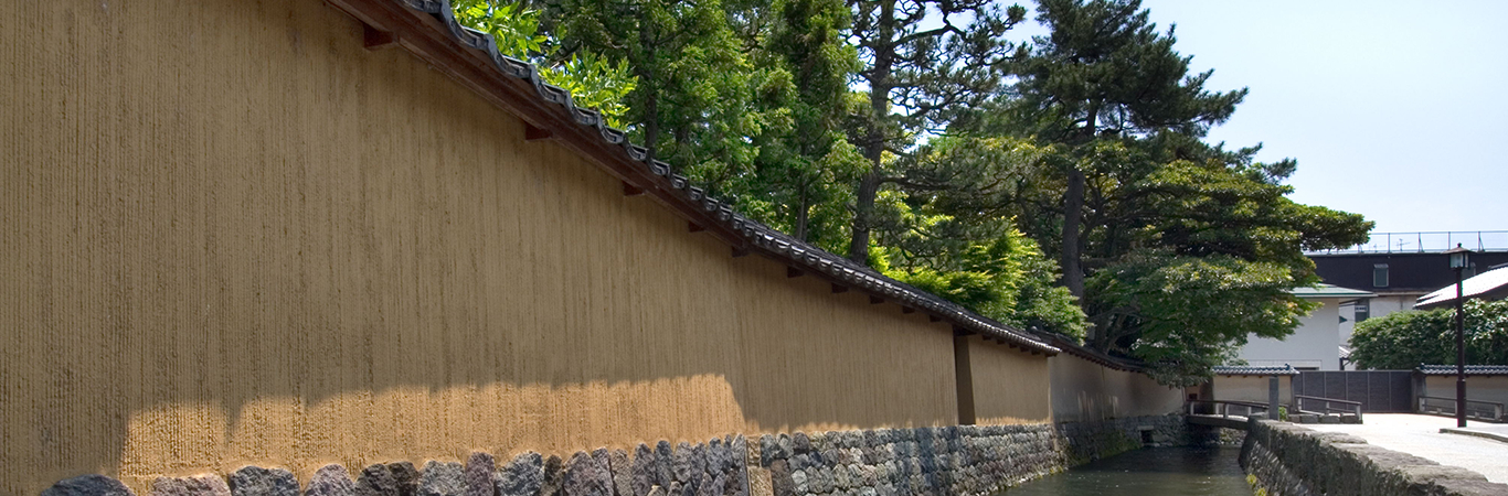金沢の文化的景観 城下町の伝統と文化